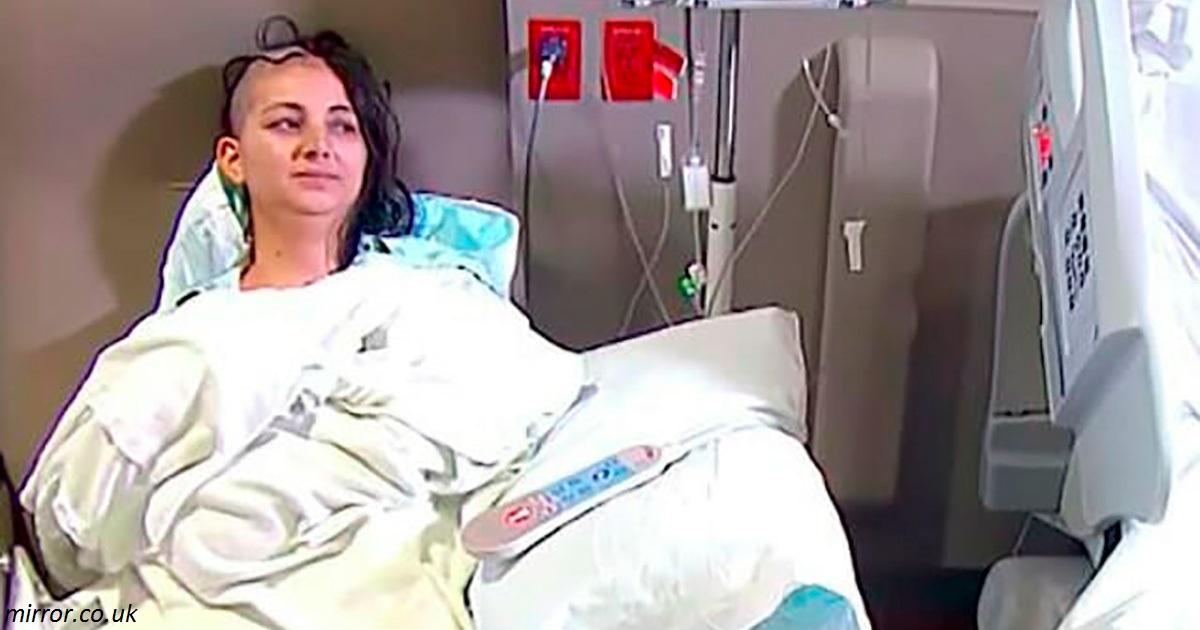 9 месяцев у нее сильно болела голова. Когда врачи сделали скан мозга, верить не хотел никто...