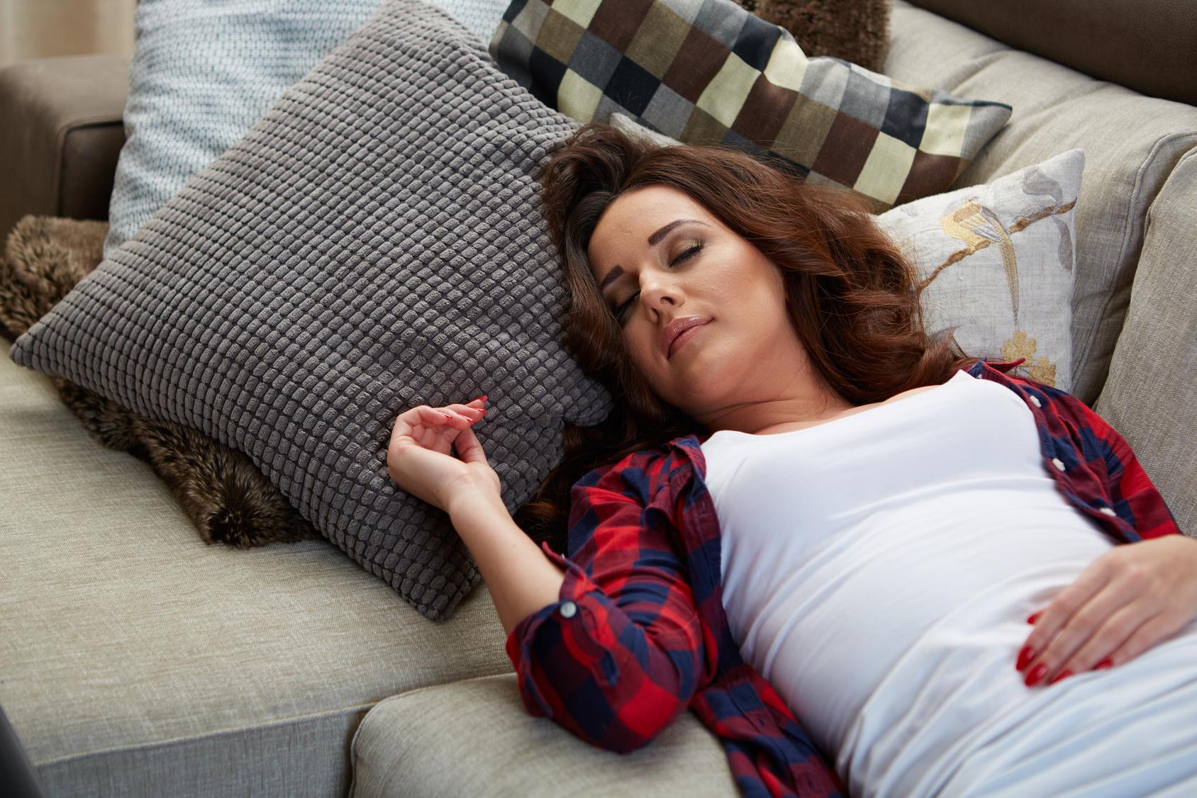 Есть 1 техника расслабления, которая даст вам роскошь засыпать за 60 секунд