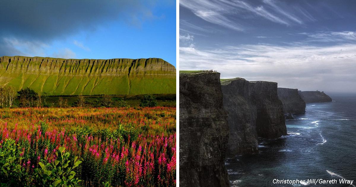 25 фото  из Ирландии   страны, которая всегда кажется сказкой