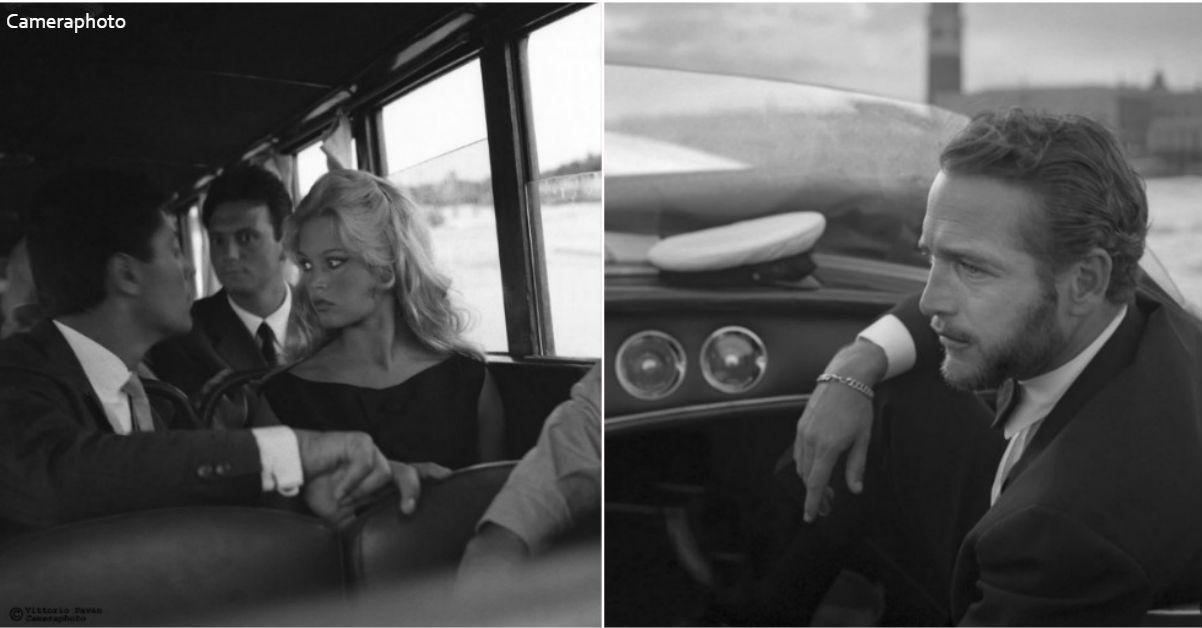 26 редких фото знаменитостей, расслаблявшихся в Венеции 70 лет назад