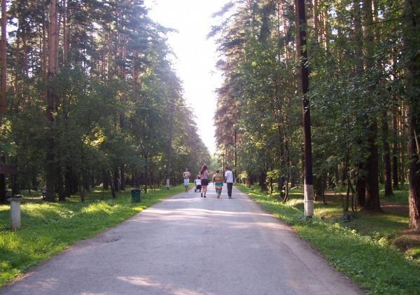 Парк Победы в Екатеринбурге: история, описание, как доехать