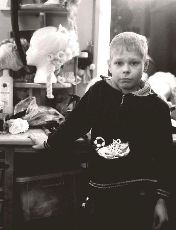Коля Спиридонов: биография, дата рождения, родители, фильмы, роли и фото актера