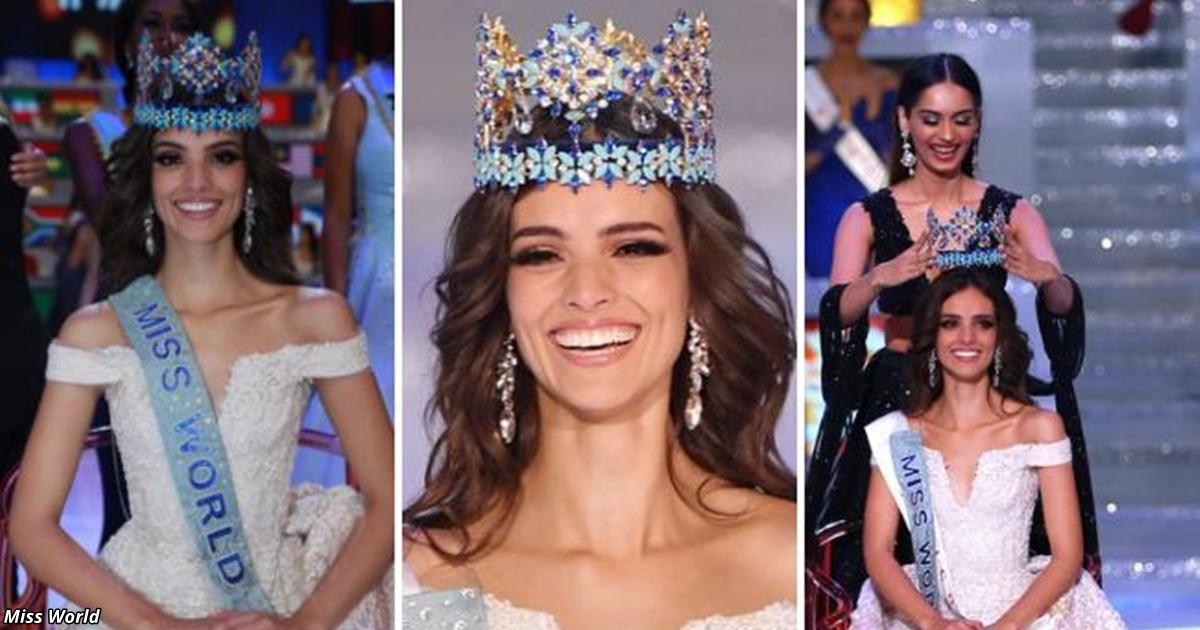 Титул «Мисс Мира 2018» получила мексиканка. Зато «Мисс Европа» — из Беларуси