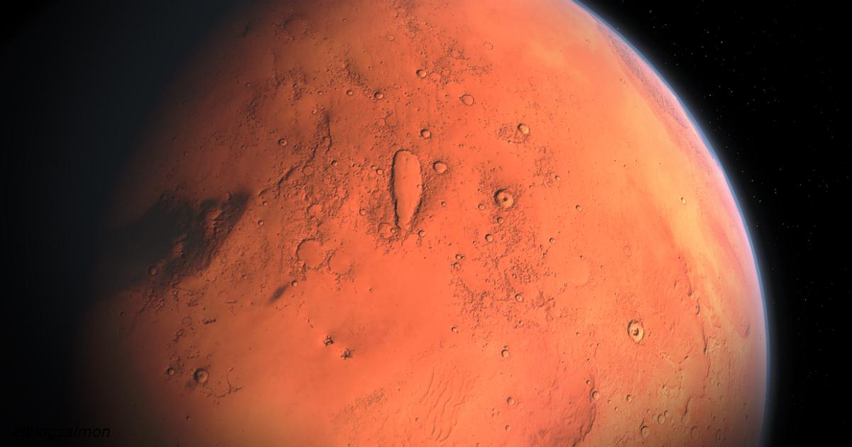 NASA опубликовало первые звуки с Марса для человечества