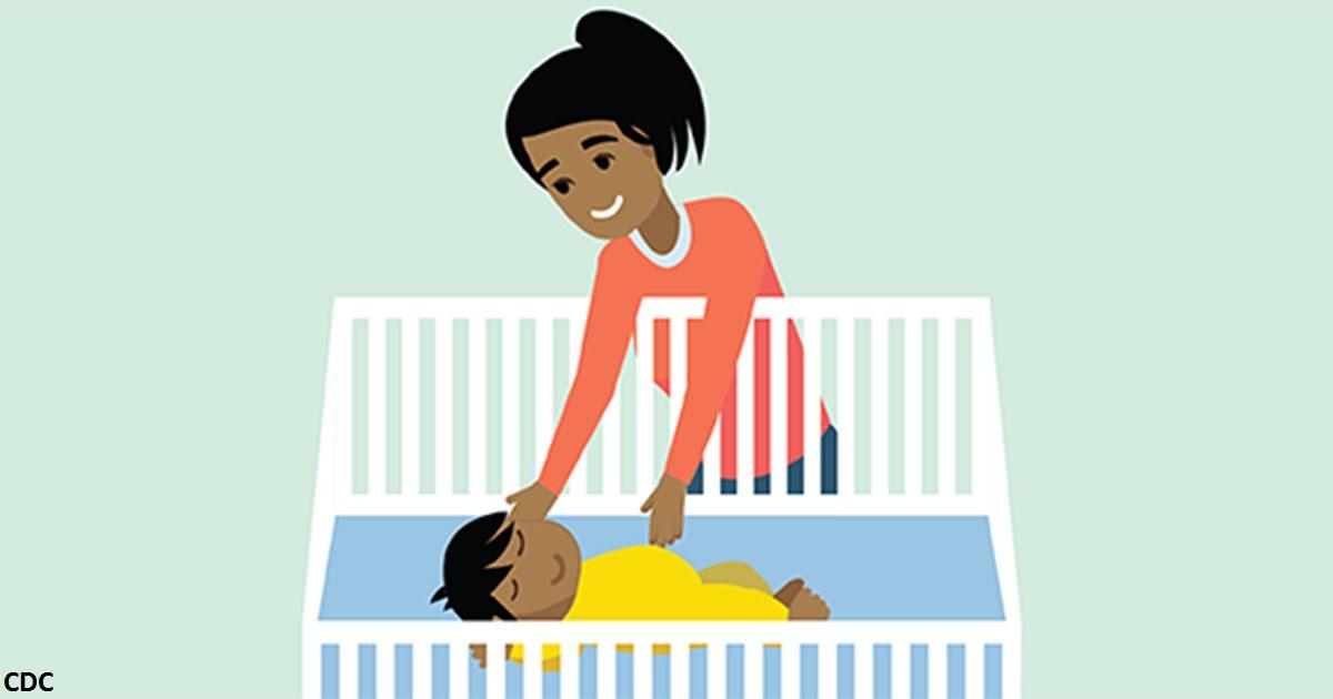 Добрая медсестра рассказала мне,  что делать, чтобы ребенок спал хорошо