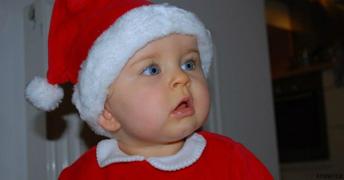 Дети, родившиеся в декабре, имеют преимущества перед всеми остальными