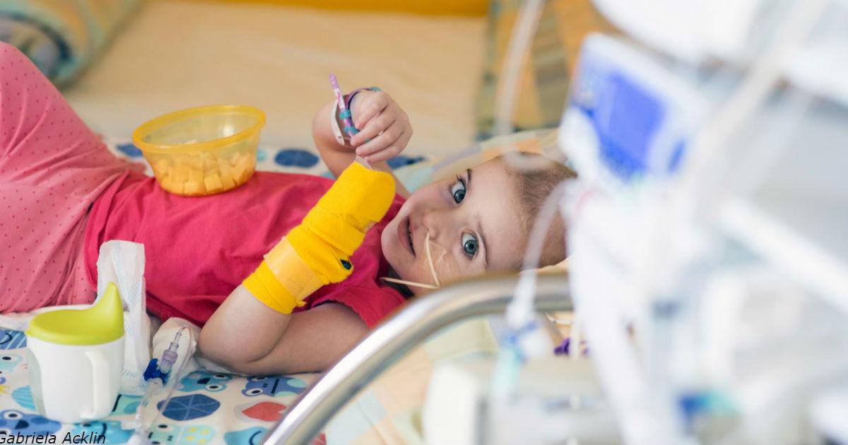Мы наконец-то узнали, что вызывает лейкемию у детей - и как их защитить от нее