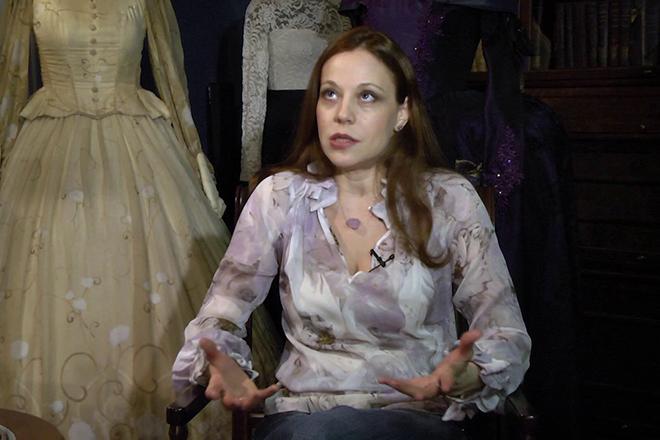 Актриса Анна Дубровская: биография, творчество