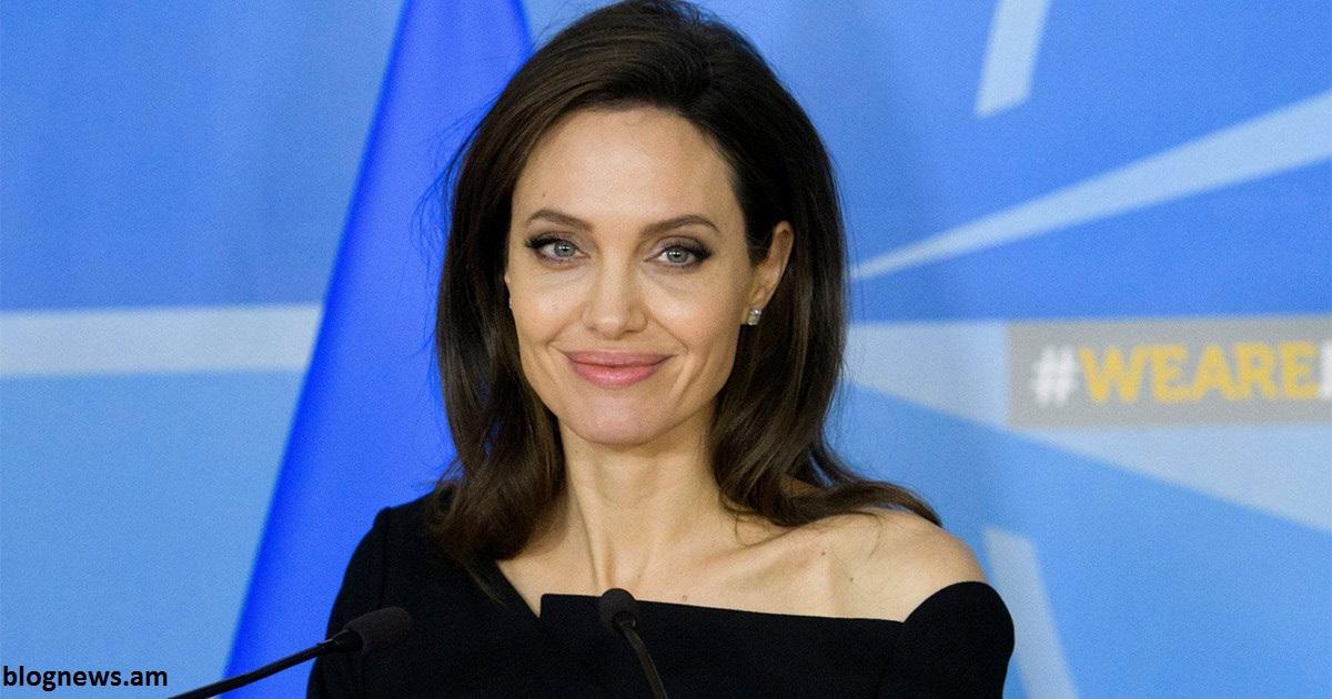 Анджелина Джоли может заняться политикой, что не удивительно