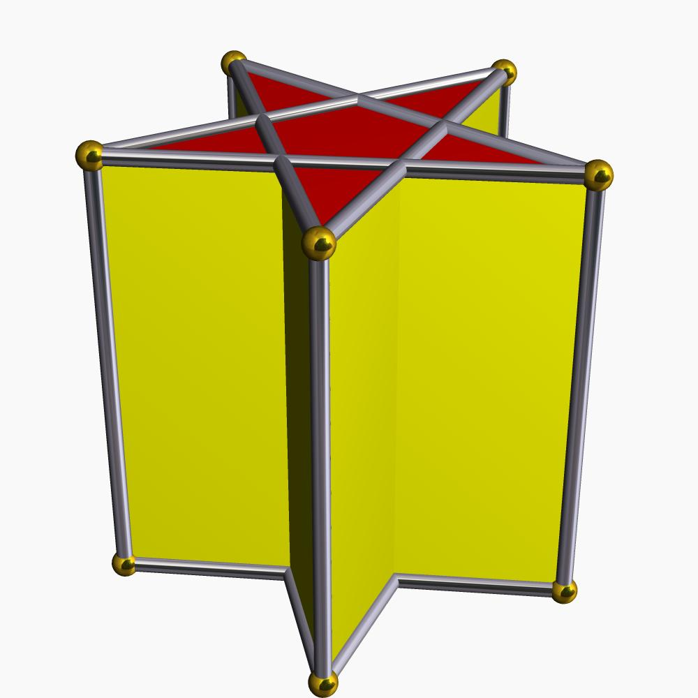 Обзор различных видов призм. Свойства треугольных призм