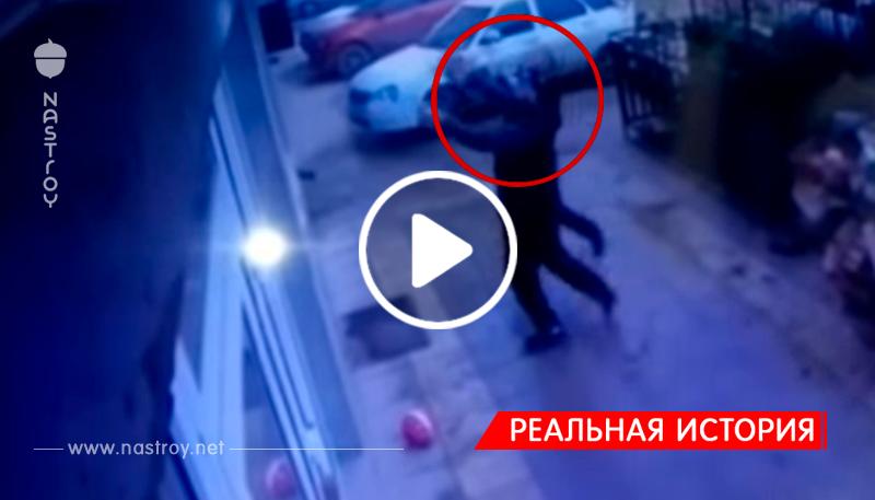 Водитель маршрутки поймал девочку, выпавшую с 5 этажа