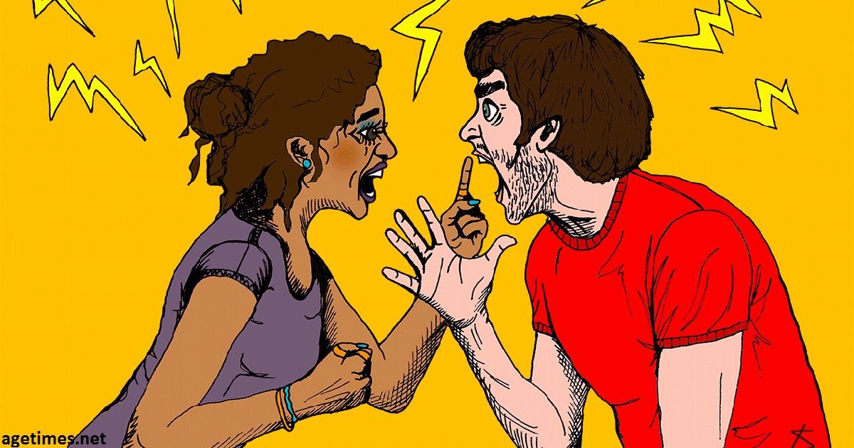 Чем чаще вы ссоритесь, тем больше в организме воспалительных процессов! Вот почему