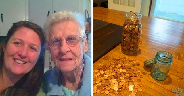 Женщина сказала умирающей бабушке:«Когда ты будешь на небесах, пришли мне много денег»: бабушка выполнила просьбу внучки