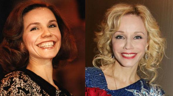 Как выглядит Марина Зудина: до и после пластики