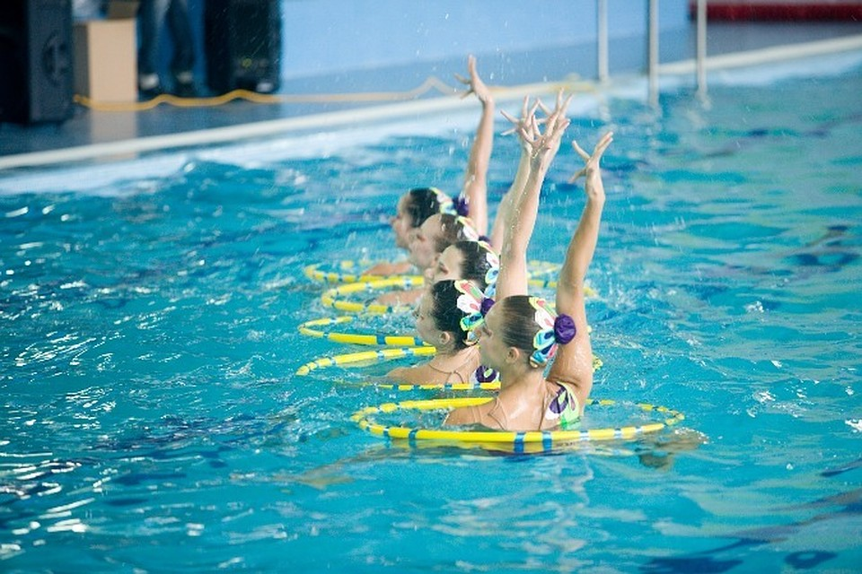 Спортивный комплекс (бассейн)