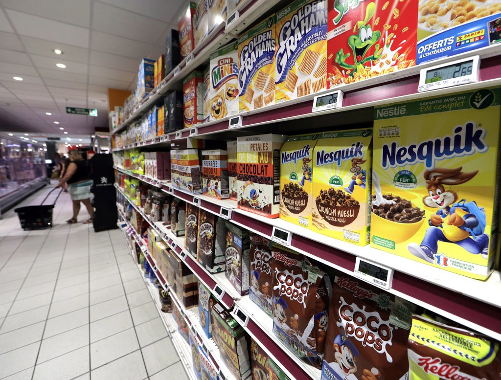 Вот какая еда запрещена в Европе — зато разрешена у нас и в Штатах