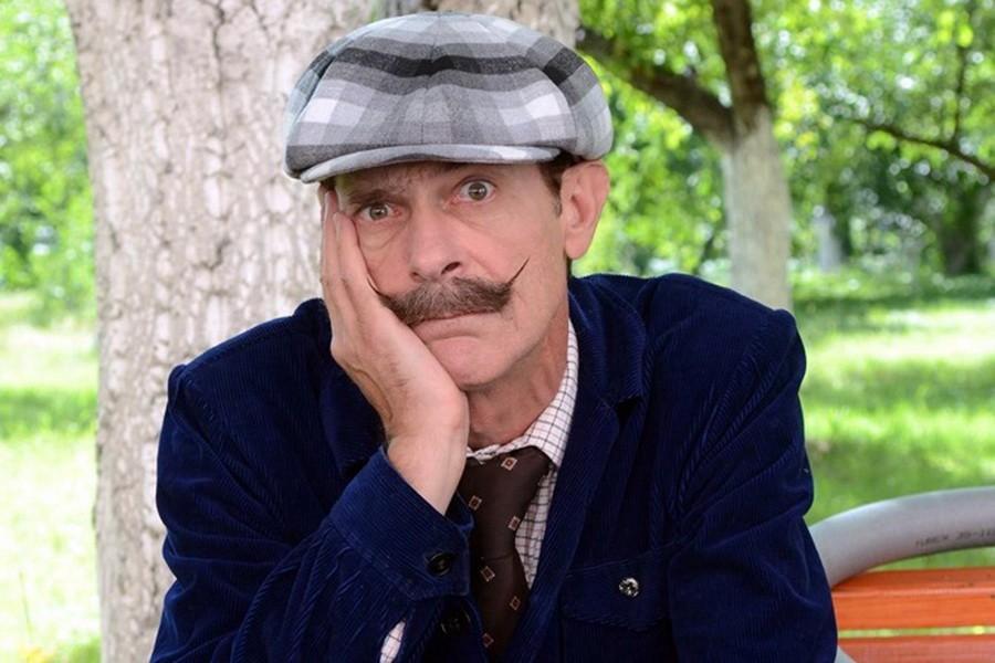 Одеский комик Борис Барский