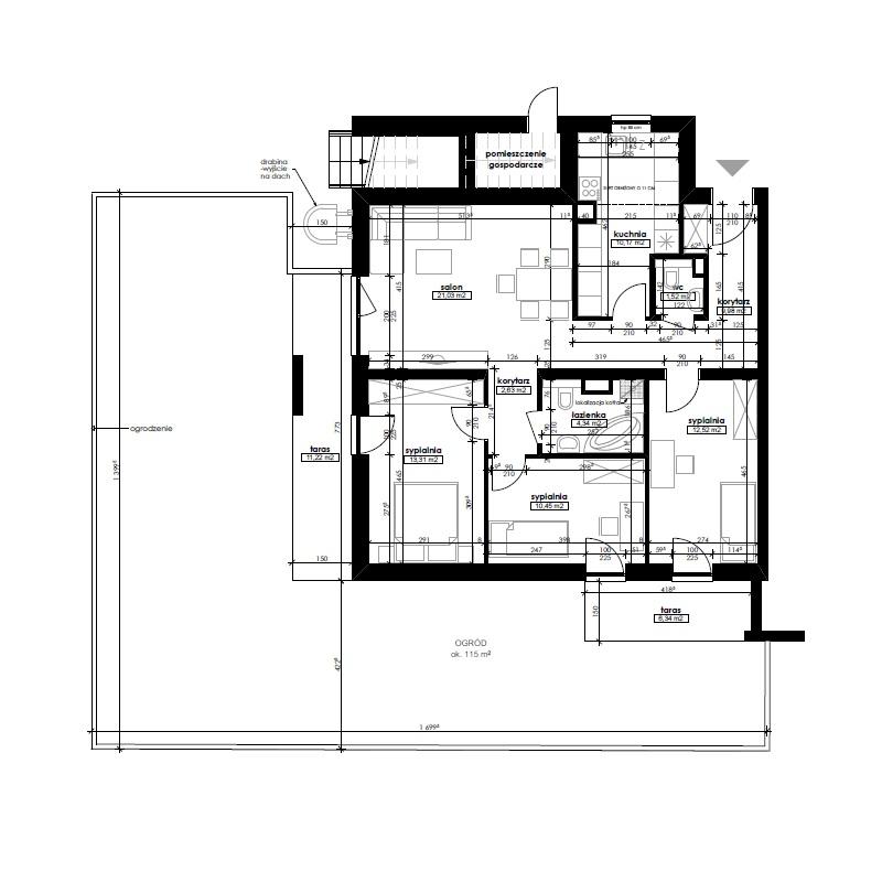 Что входит в жилую площадь квартиры? Понятие жилой площади