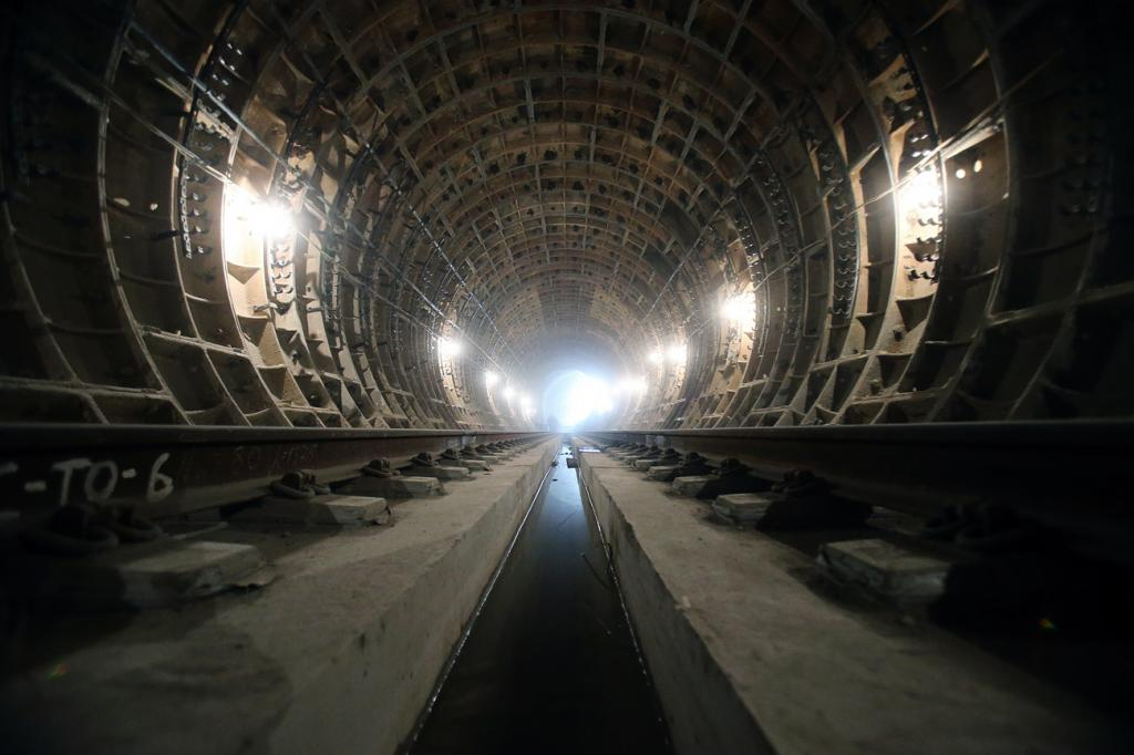 Станция метро