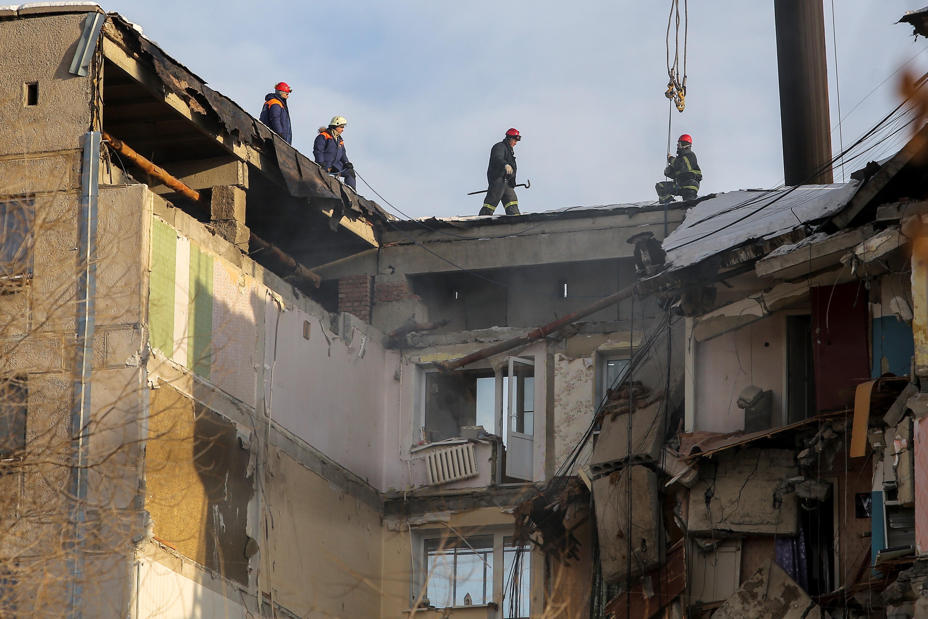 Гастарбайтер в Магнитогорске спас 8 человек, пока приехали пожарные