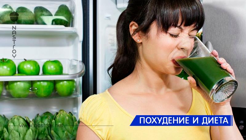 Ваша ″детокс″-диета может принести вам больше вреда, чем пользы