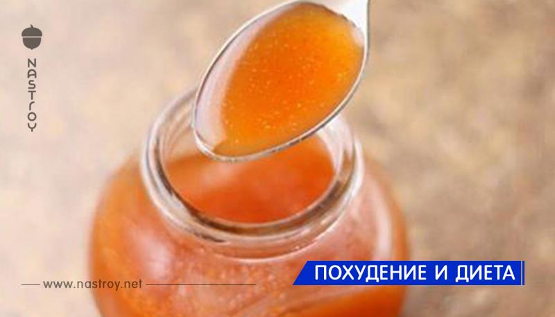 Медовая вода изгонит паразитов, поможет похудеть и многое другое