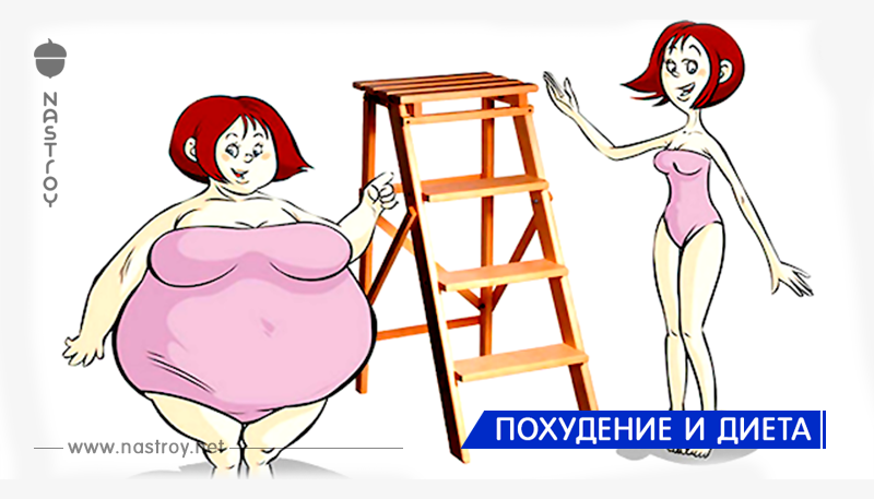 Как похудеть на 8 кг за 5 дней? Да легко, смотри как….