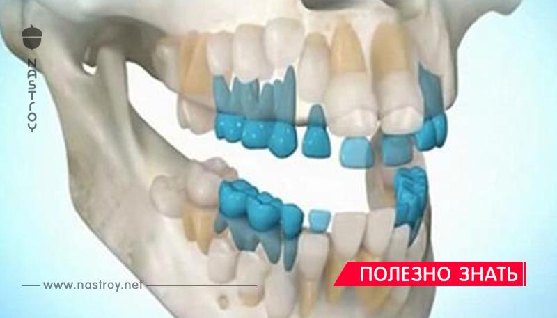 Попрощайтесь с зубными имплантатами, Вы можете вырастить собственные зубы за 9 недель!