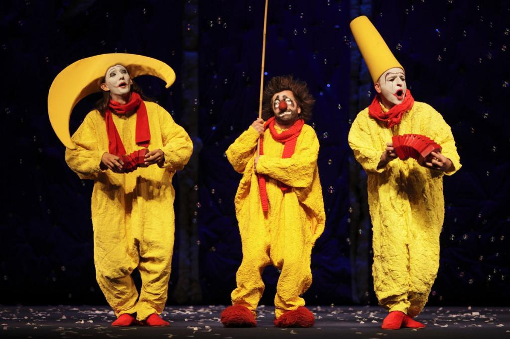 Что такое реприза, аспекты. Использование слова в цирке, музыке и театре