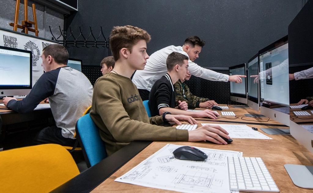 Специальность  Информационные системы и технологии : где учиться и кем работать?
