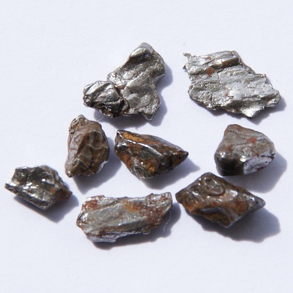 Молярная масса железа и описание химического элемента