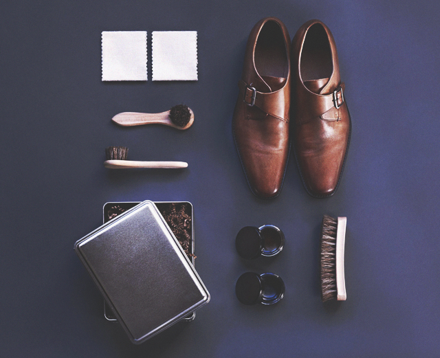 5 правил по уходу за обувью для настоящих джентльменов