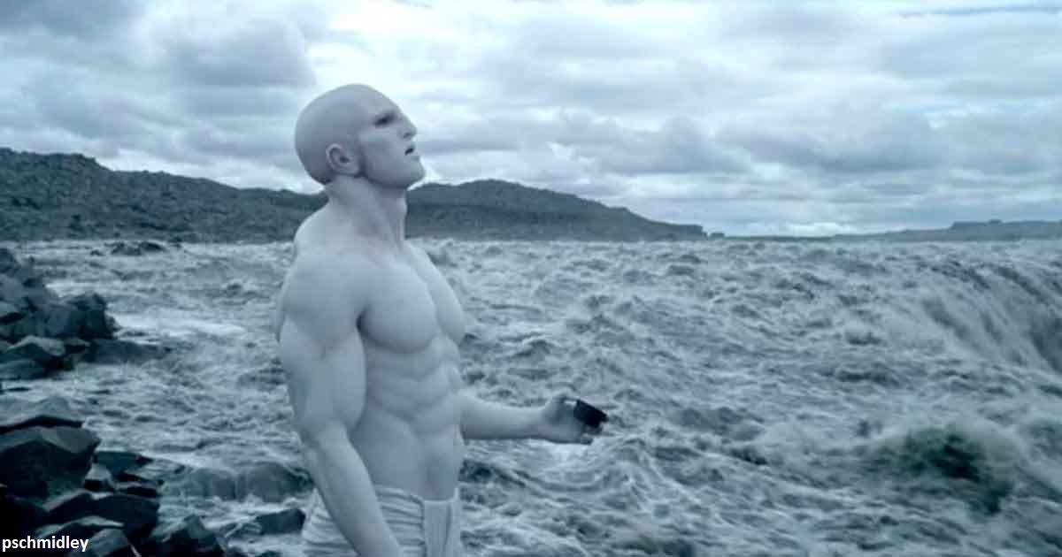 Он говорит, что люди   инопланетяне, и нас привезли на Землю сотни тысяч лет назад