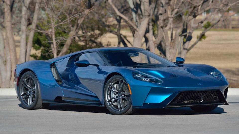 Обмани, если сможешь: как владельцы Ford GT пытаются продать свои суперкары
