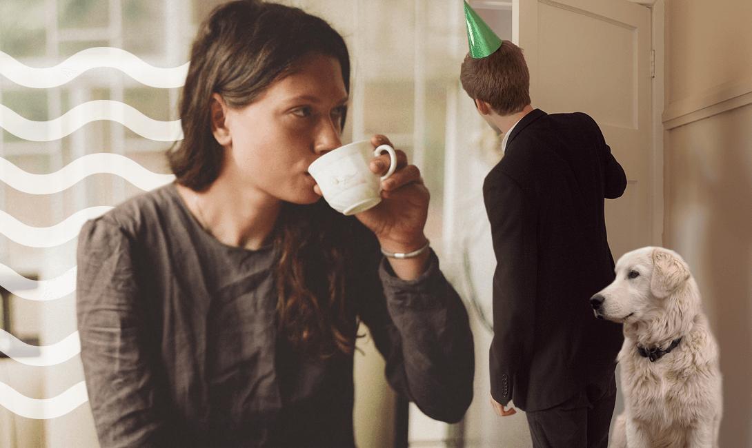 Как развлечь подругу, когда она впервые у тебя в гостях
