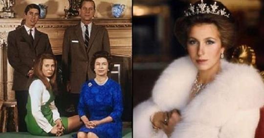 Два брака и похищение: тайная жизнь единственной дочери Королевы Елизаветы II
