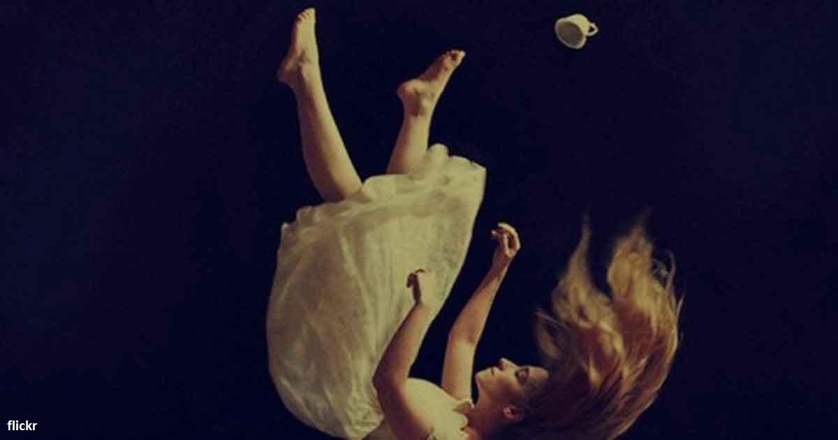 Почему в момент засыпания я ощущаю как будто падение