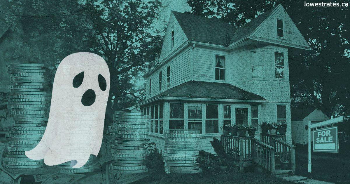 14 видов призраков, которые могут вас преследовать