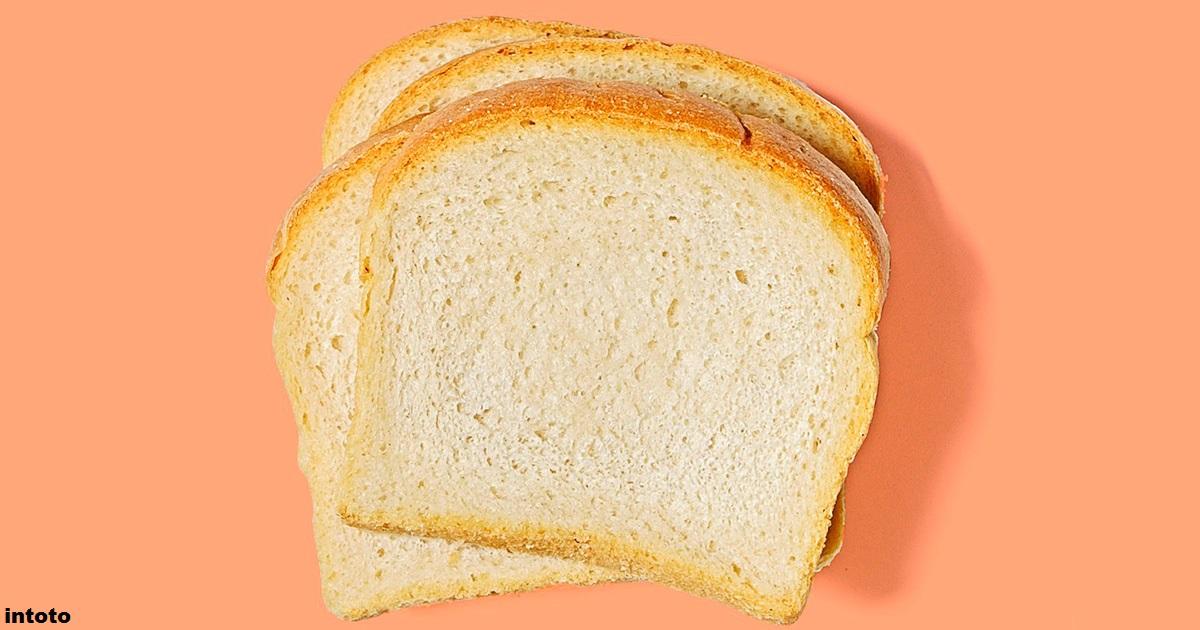″Цельнозерновой″ хлеб ничем не лучше ″обычного″ белого! Вот исследование