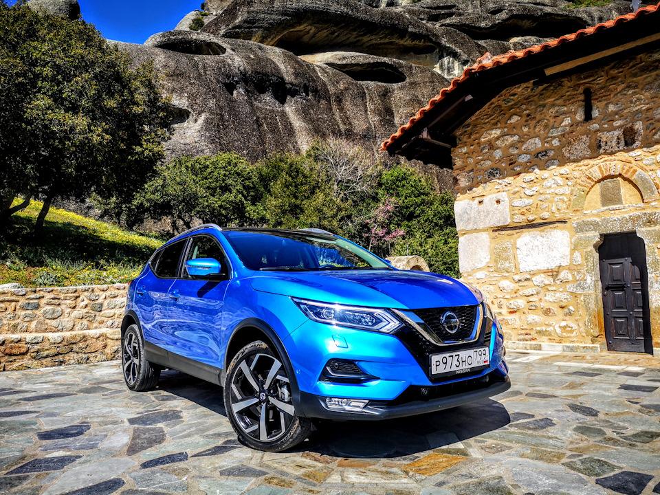 Тест-драйв нового Nissan Qashqai: «Драконьей бирюзы» — нет, качественная работа над ошибками — есть