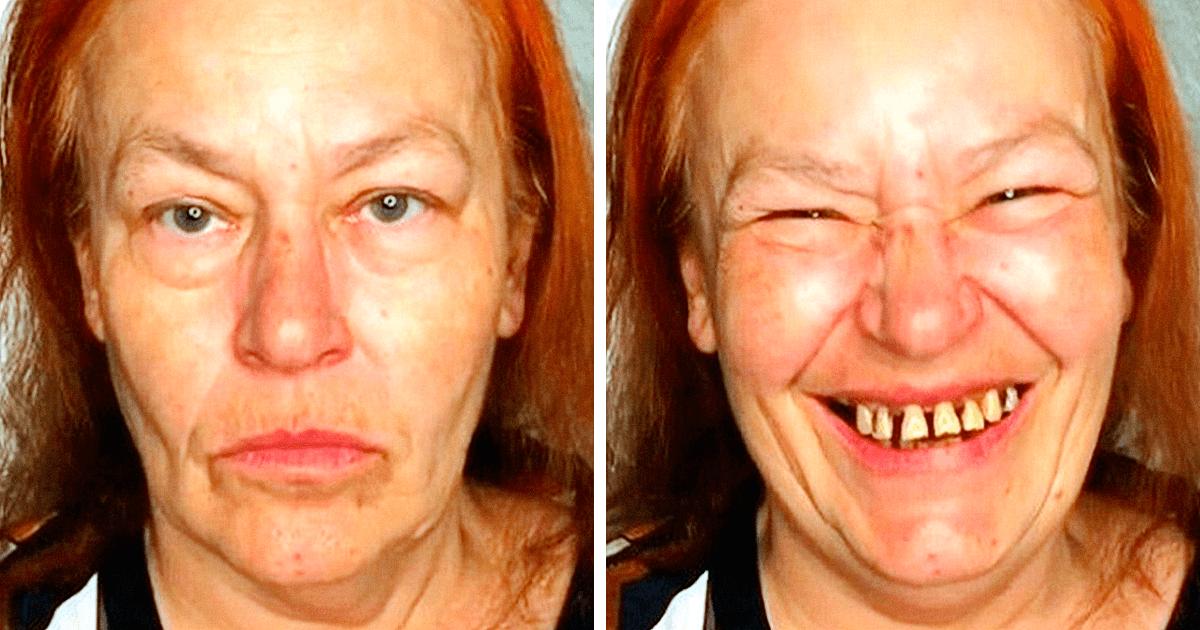 60 летняя русская контролёрша совсем перестала следить за собой — но вот, что с ней сделал стилист