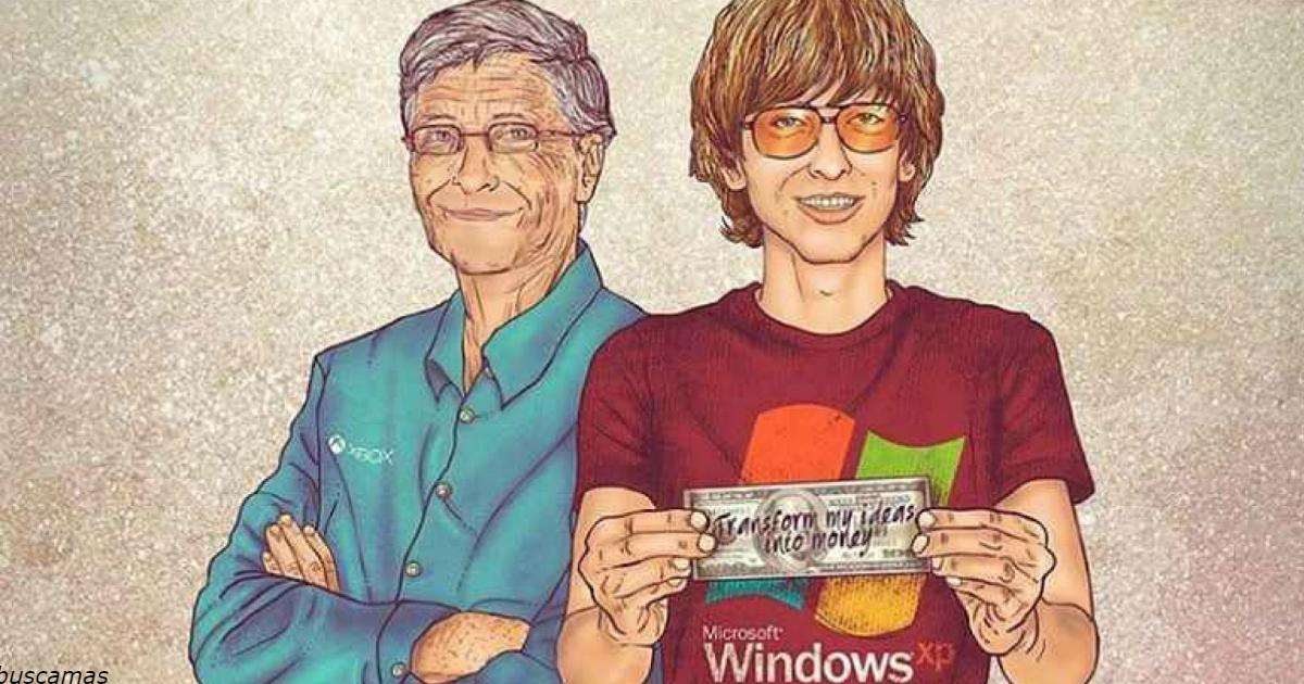 Билл Гейтс рассказал, как бы он воспитывал себя сейчас, будь ему 15 лет