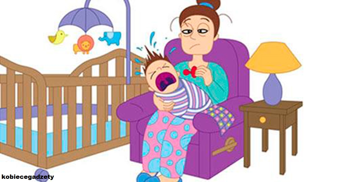 За первый год жизни ребенка родители недосыпают в среднем 44 дня!