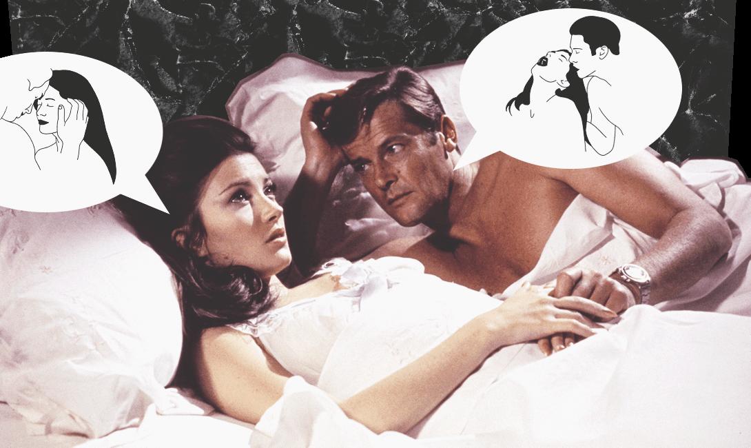 Секс — удовольствие или работа?