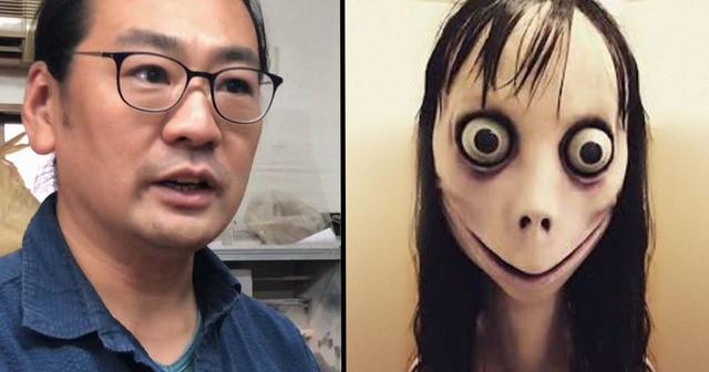 Японский художник, создавший «Момо», разрушил ее - из-за онлайн-истерики