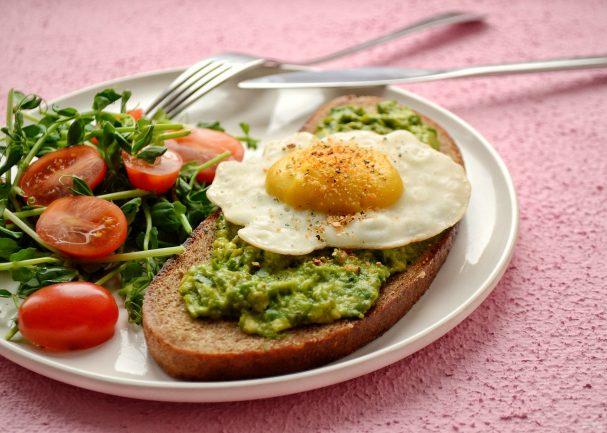 Яичница без яиц