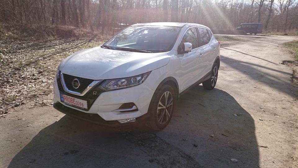 Nissan Qashqai 2019 живьем и с новым 1.33 DiG-T