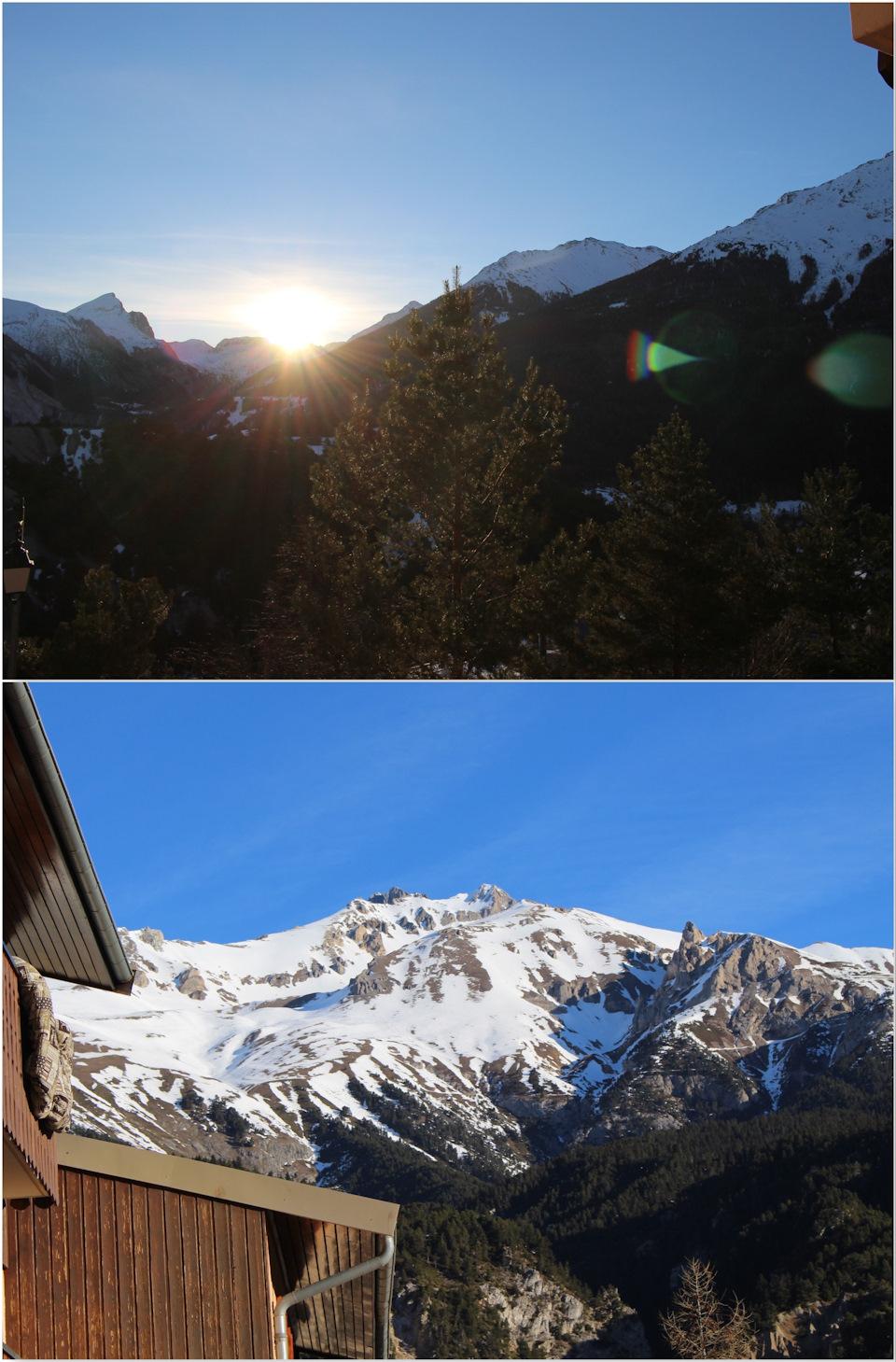 Зимние каникулы в Осуа (Aussois)