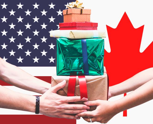6 подарков из США и Канады, которые понравятся твоей девушке