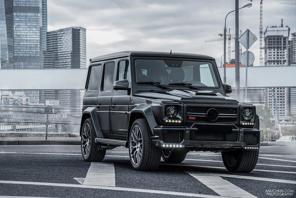 Mercedes-Benz G800
